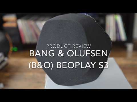 Bang Olufsen (B&O) Beoplay S3 Tested - Best Wireless Speaker Reviews