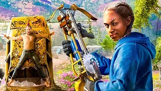 Игра 'FAR CRY NEW DAWN' (2019) - Русский трейлер (The Game Awards 2018) | В Рейтинге