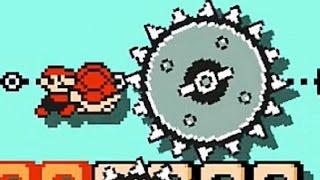 Super Mario Maker - Extremely Hard Japanese Level #4