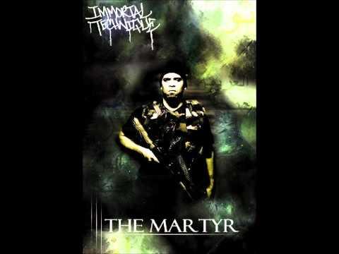 Immortal Technique - Angels & Demons Ft. Dead Prez and Bazaar Royale (W/ Lyrics)