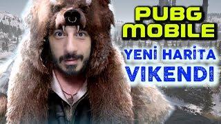 PUBG MOBILE YENİ HARİTA VIKENDI SONUNDA GELDİ !!!