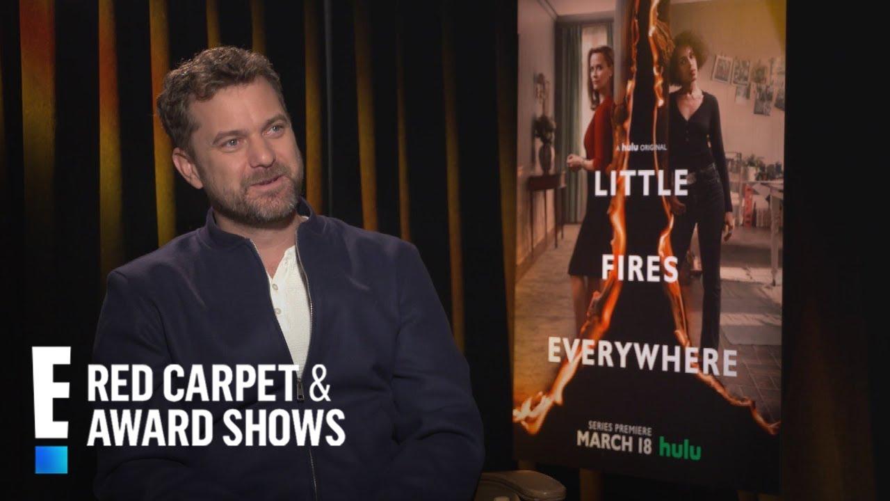 Joshua Jackson on Little Fires Everywhere Costars Kerry & Reese  E! Red Carpet & Award Shows