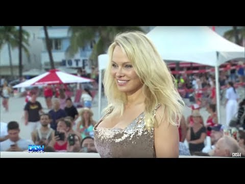 FIFTH TIME'S A CHARM! PAMELA ANDERSON SECRETLY MARRIES JON PETERS