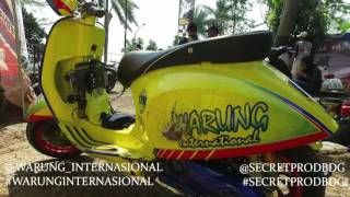 day 2 indonesia scooter championship warung internasional racing team brigif cimahi 2016
