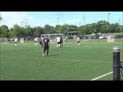 Ben Liddle vs DC United U23s