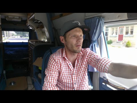 Guy Owns Three Houses but Chooses To Live in his Van Full Time