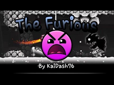 The Furious by KaiDash76 (me) - Geometry Dash 2.1