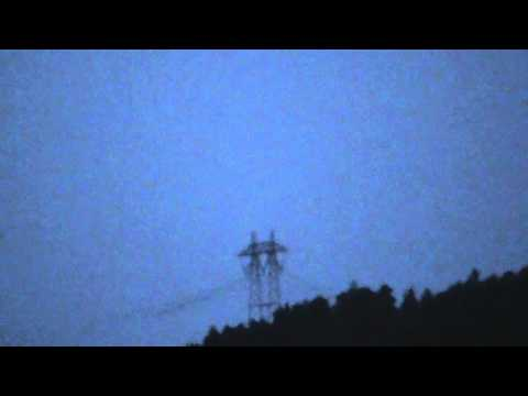 UFO or low flying plane without wings? Samnanger, Norway the 19th of May, 2013