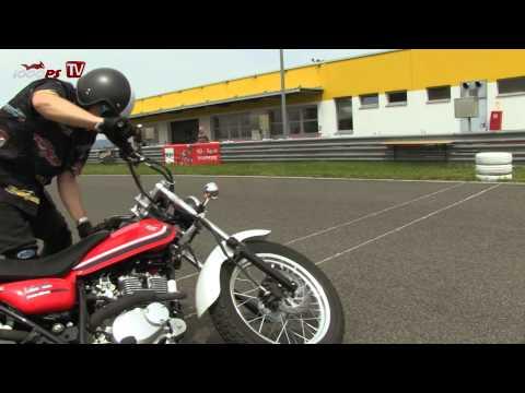 ZONKOs Corner: Suzuki VanVan 125 / On- und Offroad, Racing