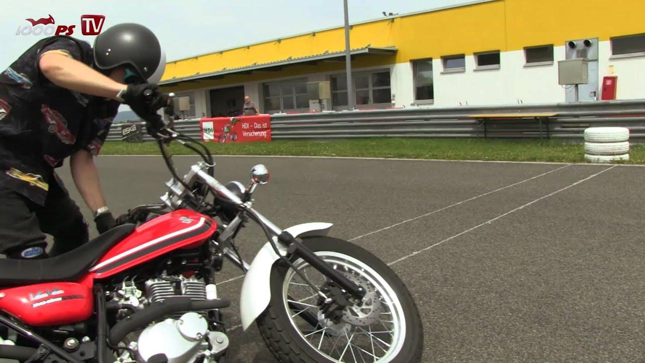 zonkos corner: suzuki vanvan 125 / on- und offroad, racing - youtube