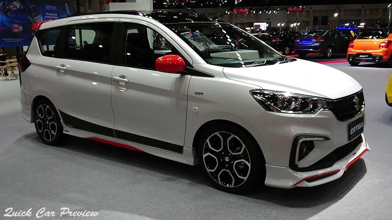Quick Preview : 2020 Suzuki Ertiga Sport 1.4 GL