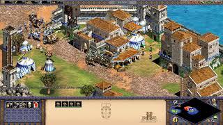【実況】Age of Empires 2 フランシスコ デ アルメイダ 戦国のインド 簡単