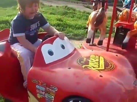 GIANT LIGHTNING MCQUEEN Family Fun Amusement Park Cars Cars Toys