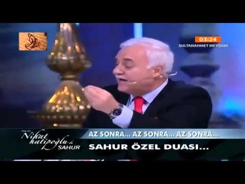 Nihat Hatipoglu - Sahur - Hz. Ali (31.07.2013)