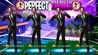Fortnite - Perfect Timing Moments #33 (Season 9 Dances, Emotes)