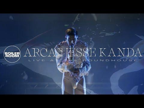 Arca & Jesse Kanda Live at the Roundhouse | Boiler Room