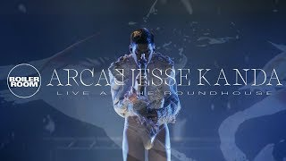 Arca & Jesse Kanda Live at the Roundhouse | Boiler Room