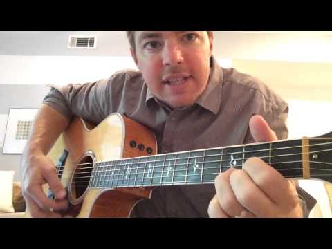 3 Ways to Play the D chord - (Beginner Guitar Lesson)