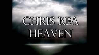 Chris Rea Heaven Lyrics