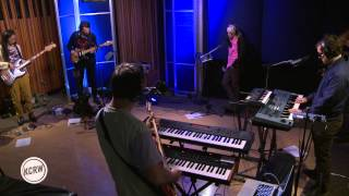 "Ariel Pink performing ""Put Your Number In My Phone"" Live on KCRW"