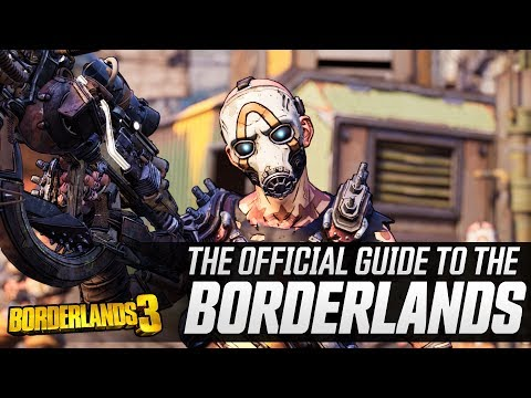 Borderlands 3 - Official Guide to the Borderlands