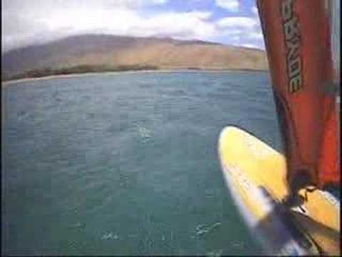 Learning to Windsurf with Alan Cadiz on Maui DVD Trailer ...