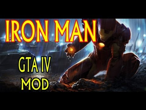 IRON MAN GTA IV MOD ! - General Discussion - Giant Bomb