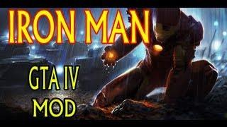 IRON MAN GTA IV MOD