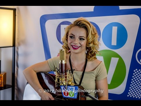"""The Hurt's All Gone"" Samantha Fish Live On BRI TV"