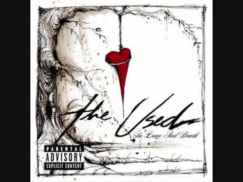 The used-The taste of ink with lyrics