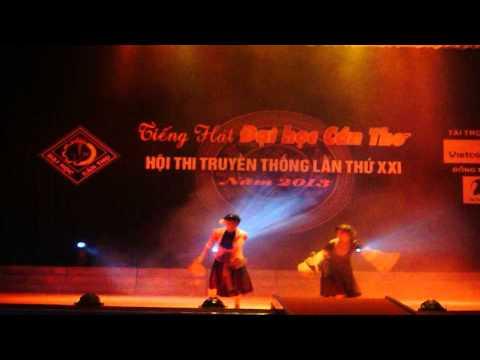 Một ngày nọ (Múa - Tấm Cám) - Minh Nguyệt - Tiếng hát ĐHCT 2013