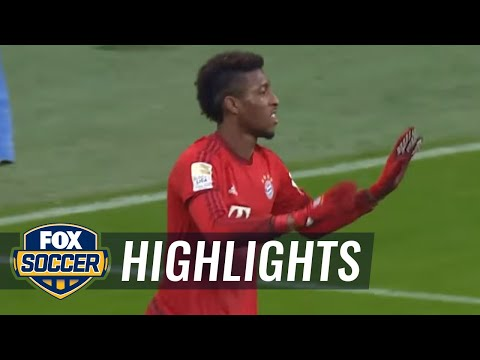Video: Bayern 2 -Vs- 0 Hertha Berlin (Bundesliga) Highlights