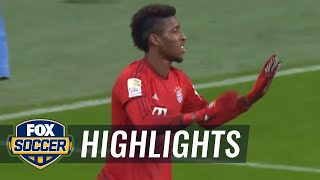 Video Gol Pertandingan FC Bayern Munchen vs Hertha Berlin