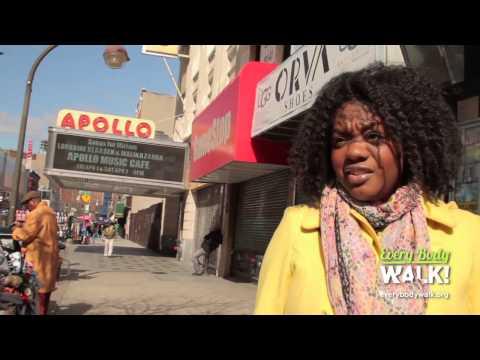 City Walk: Jane's Walks in Harlem