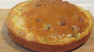 Пирог на кефире.Очень удачный рецепт!