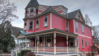 Haddonfield Queen Anne Victorian Restoration