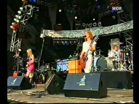 Veruca Salt @ Bizarre Festival 1997 (Part 7 of 9): Seether