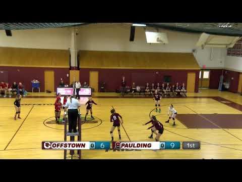 Volleyball vs Spaulding - 10/13/2017