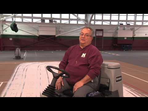 Rebound USA - Aggressive Sports Floor Cleaning Formula. Testimonial 1
