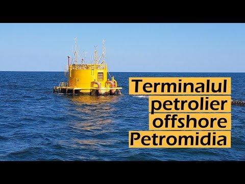 Terminalul petrolier offshore al Petromidia Năvodari