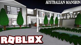 AUSTRALIAN OUTBACK MANSIONS!!! | Bloxburg Adventures! (Roblox Bloxburg)