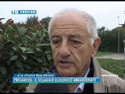 23/10/2013-PREGANZIOL: IL VILLAGGIO ECOLOGICO ABBANDONATO