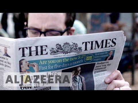 Rupert Murdoch's Sky bid and media plurality in the UK - The Listening Post (Lead)