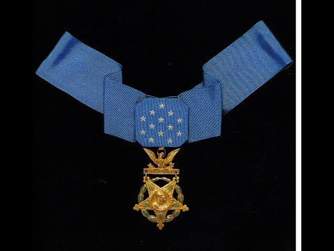 Who was the first african-american U. S.  medal of honor recipient?