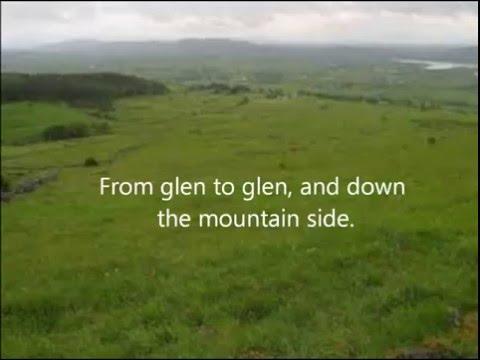 IRISH SONGS DANNY BOY Londonderry Air  WORDS/ LYRICS Irish Sing Along O DANNY BOY  Irishsongs music