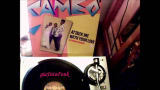 CAMEO - attack me with your love - 1985