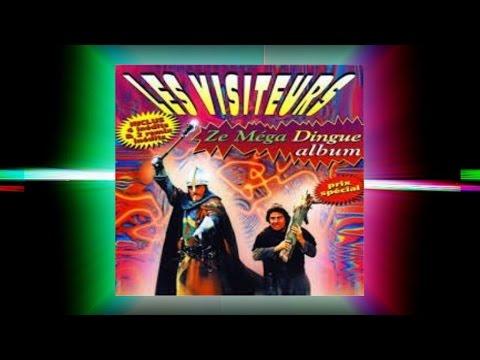 LES VISITEURS - Ze mega dingue album film 1 2 3