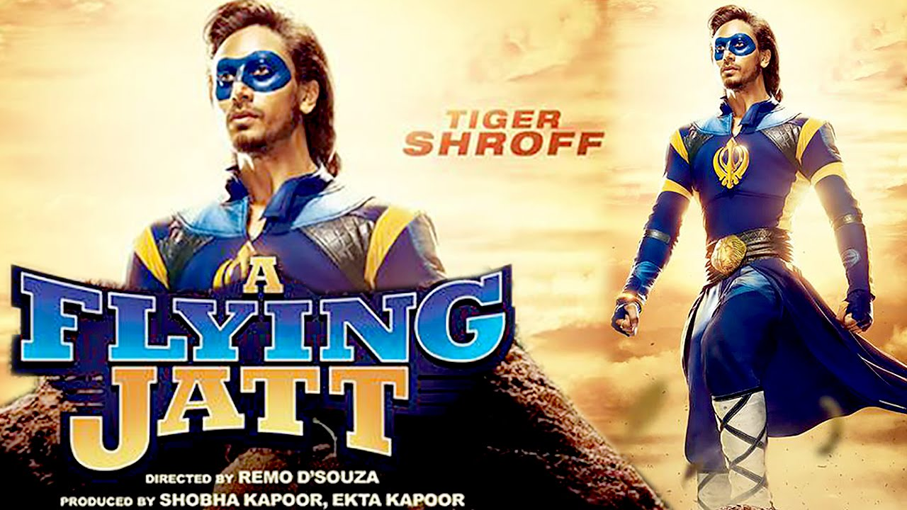 Image result for A flying jatt pics