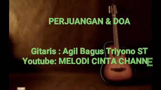 Video Tutorial Melodi PERJUANGAN DAN DOA II Rhoma Irama II Tutorial Melodi Dangdut Termudah download MP3, 3GP, MP4, WEBM, AVI, FLV Agustus 2018
