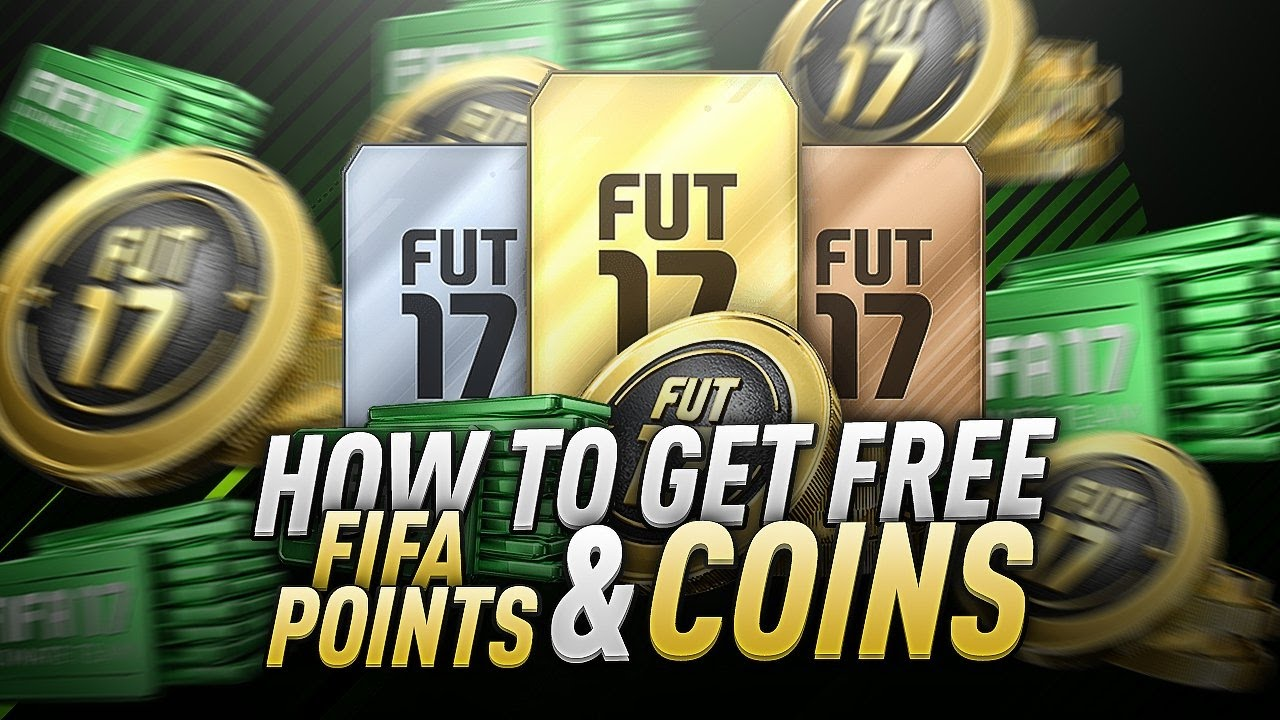 How To Get Free Fifa Points Coins In Fifa 17 Ultimate Team Tips